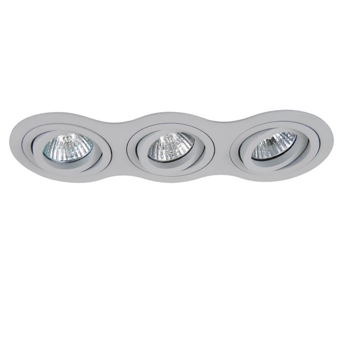 Встраиваемый светильник Lightstar Intero 16 214239 цены