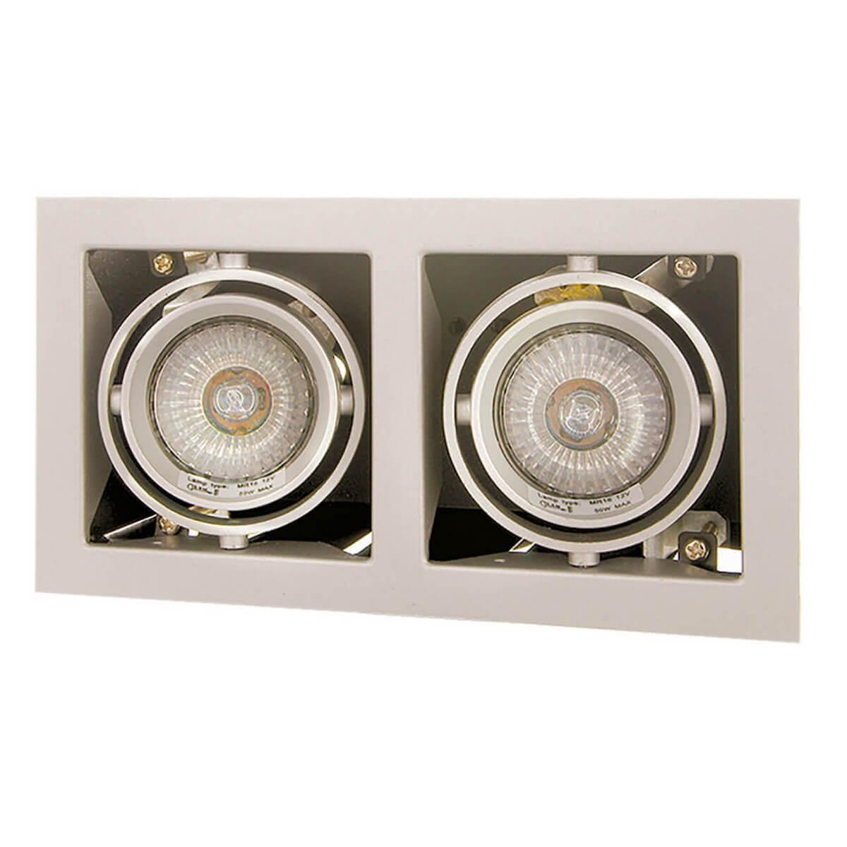 Светильник Lightstar 214027 Cardano встраиваемый светильник lightstar cardano 214130