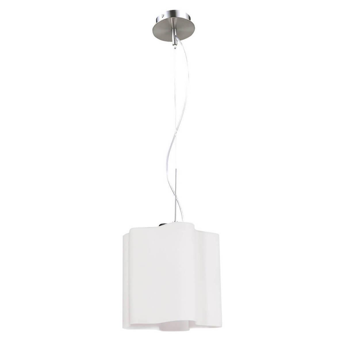 Подвесной светильник Lightstar Nubi 802110 lightstar 802130 md998 3 подвес nubi 3х40w e27 хром белый шт