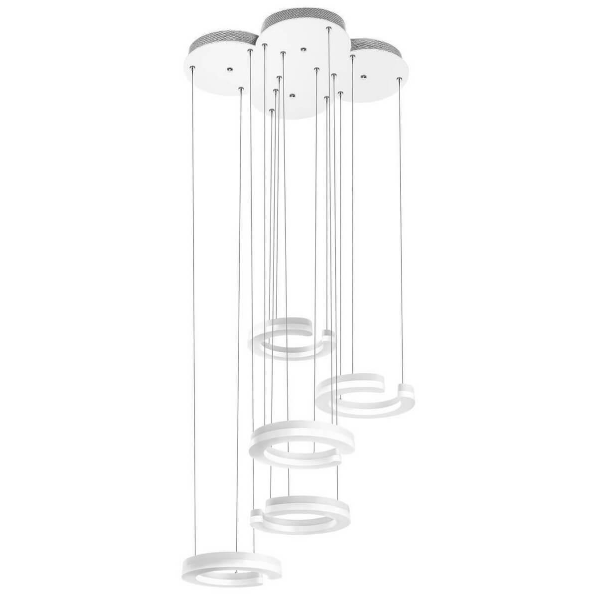 цена на Подвесная светодиодная люстра Lightstar Unitario 763436