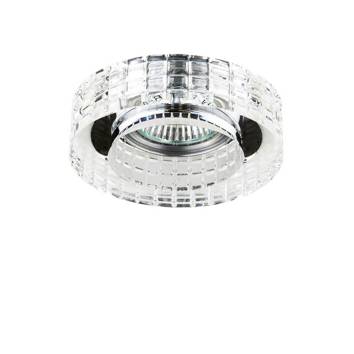 Встраиваемый светильник Lightstar Lei 006350 встраиваемый светильник lightstar lei 006117