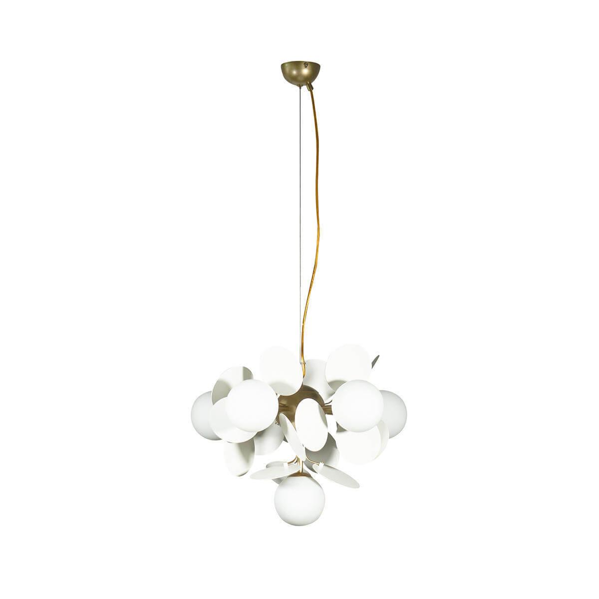Люстра Loft IT 10008/6 white Matisse