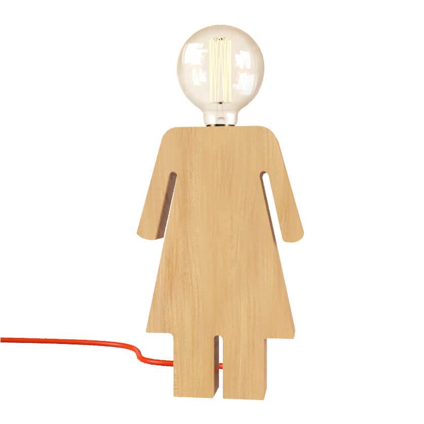 Настольная лампа Loft IT 6053T/S Girl 6053