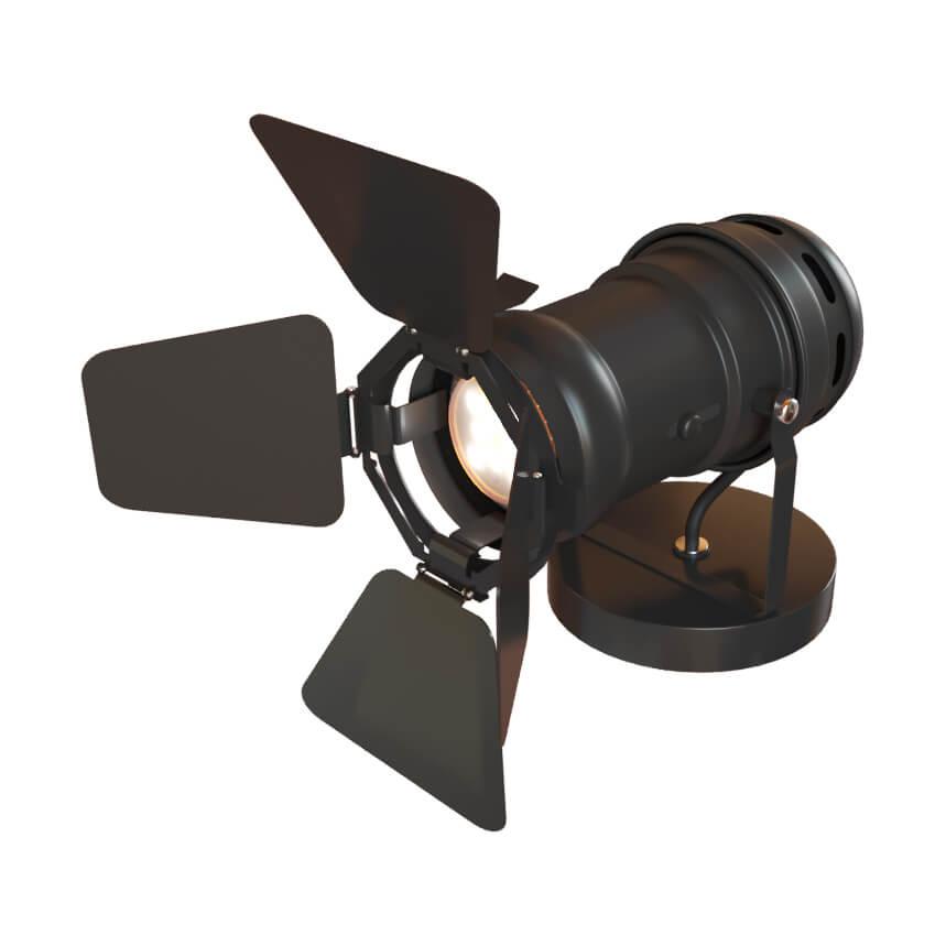 Спот Loft IT Loft2095-S Cinema Black