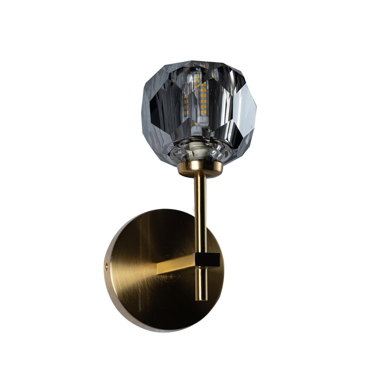 Бра Loft IT 10021/1W Orion Smoky светильник настенный loft it orion smoky 10021 1w g9 12w