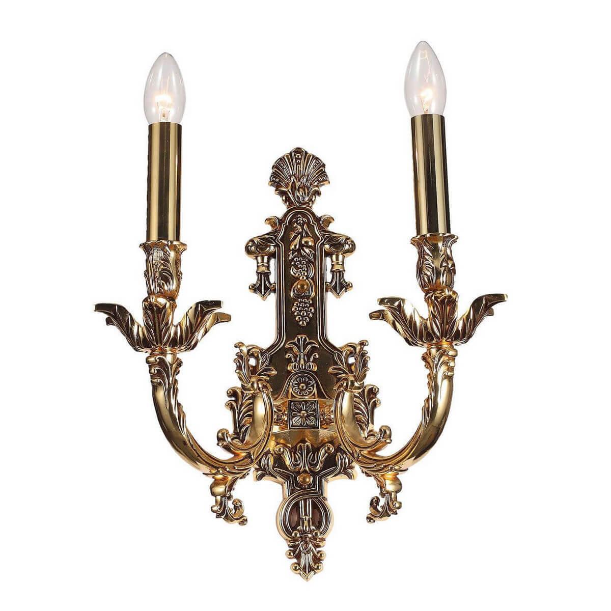 Бра Lucia Tucci Firenze W1781.2 Antique Gold