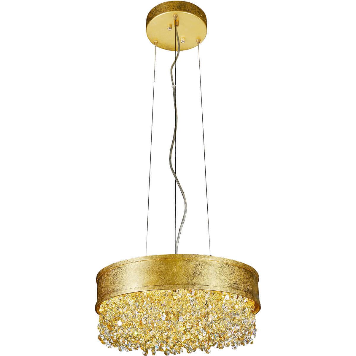 Подвесной светодиодный светильник Lucia Tucci Fabian 1551.12 Oro Led abt tobias erath fabian power of e motion