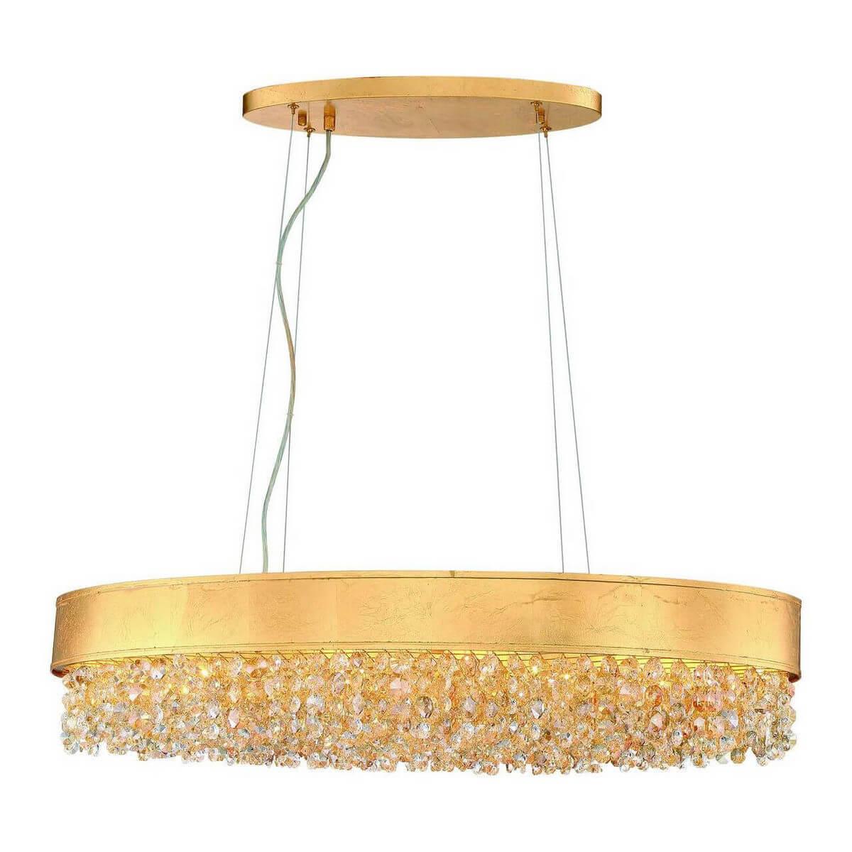 Подвесной светильник Lucia Tucci Fabian 1555.8 Gold Leaf abt tobias erath fabian power of e motion