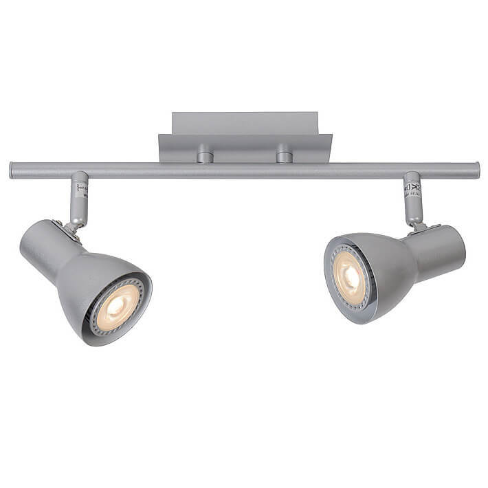 Спот Lucide 17942/10/36 Laura Led Grey спот lucide laura led 17942 20 36