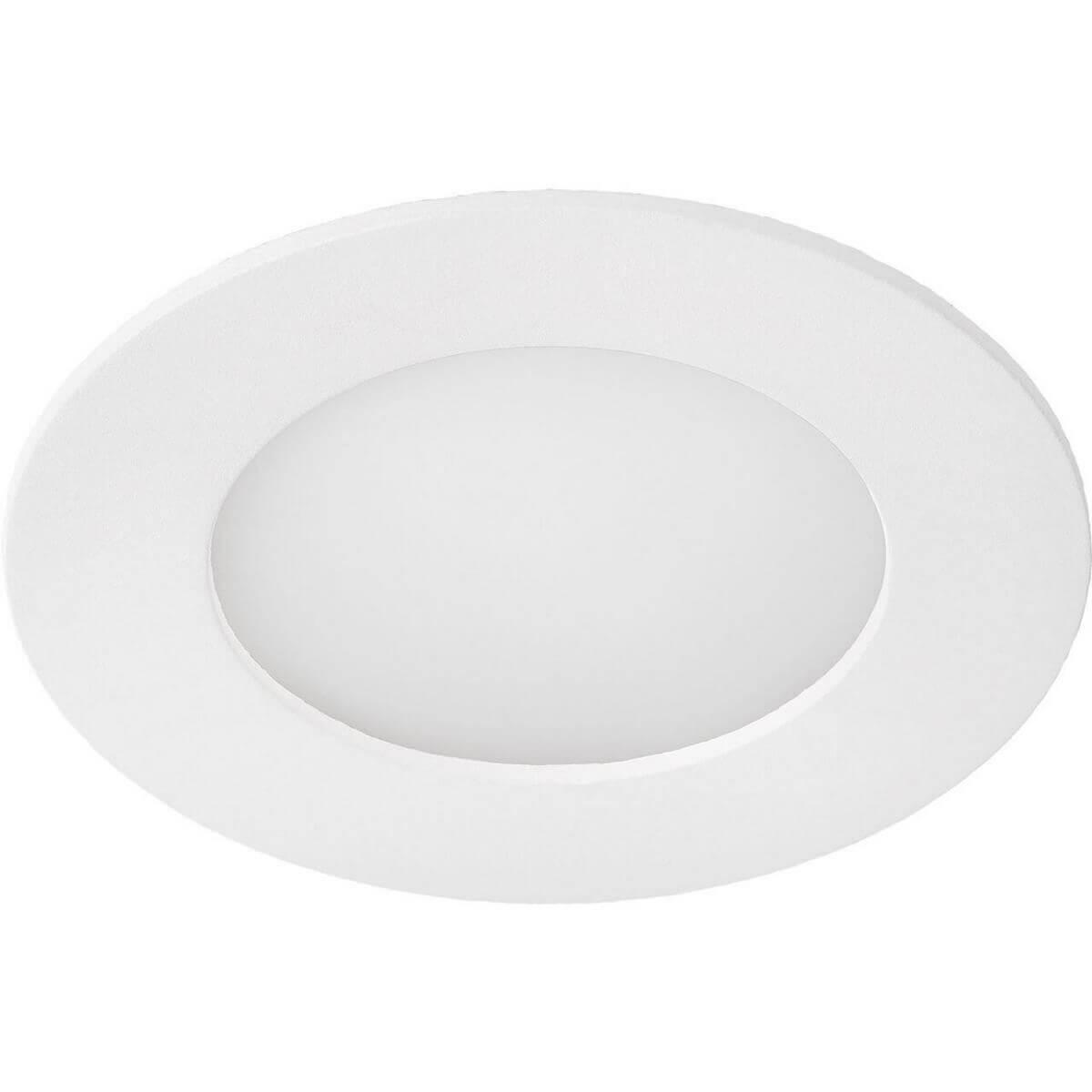 Встраиваемый светодиодный светильник Lucide Brice-Led 28906/11/31 панель светодиодная rev round накладная настенно потолочная 24 w 4000 к диаметр 30 см 28906 7