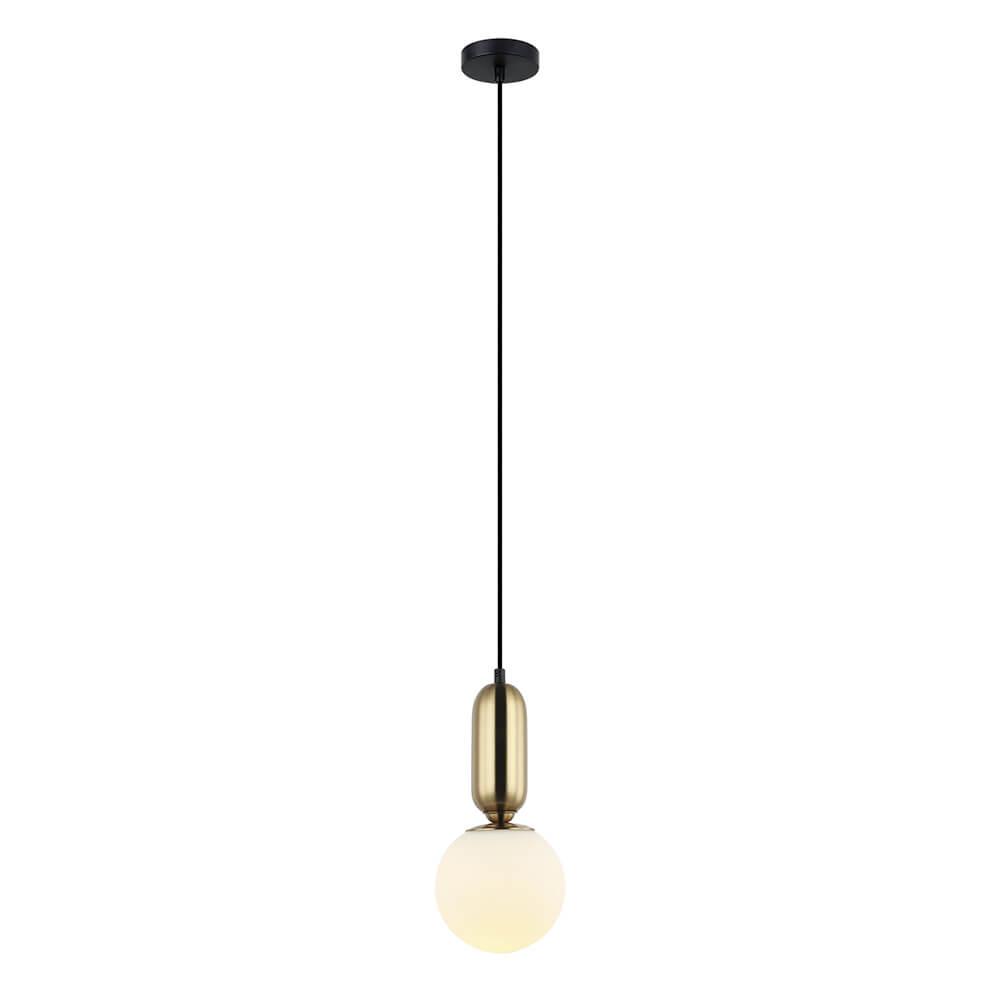Светильник Lumien Hall LH4112/1PS-BK-BR Ermin бра lumien hall lh1054 2w nk wt монелья