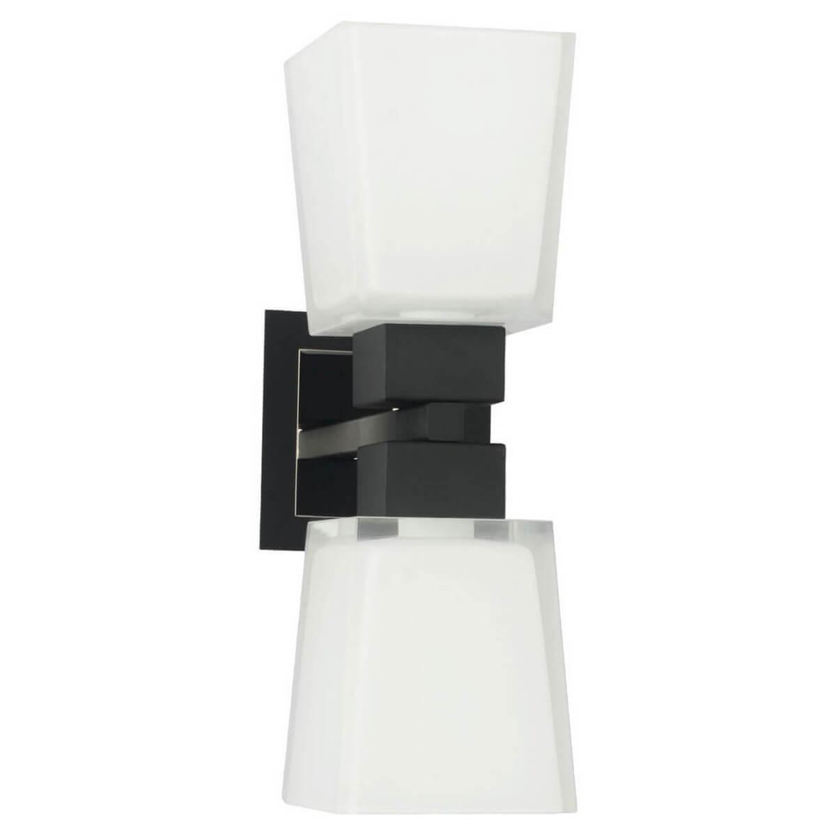 Бра Lussole LSC-2501-02 Lente lussole встраиваемый светильник lente lsc 2500 01