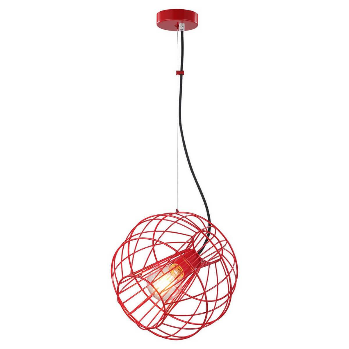 Подвесной светильник Lussole Lgo GRLSP-9934 подвесной светильник lussole grlsp 9654 красный
