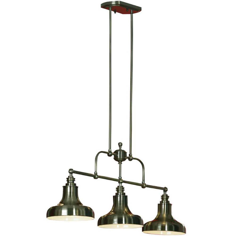 Подвесной светильник Lussole Sona LSL-3013-03 светильник подвесной lussole vasto lsl 7836 01