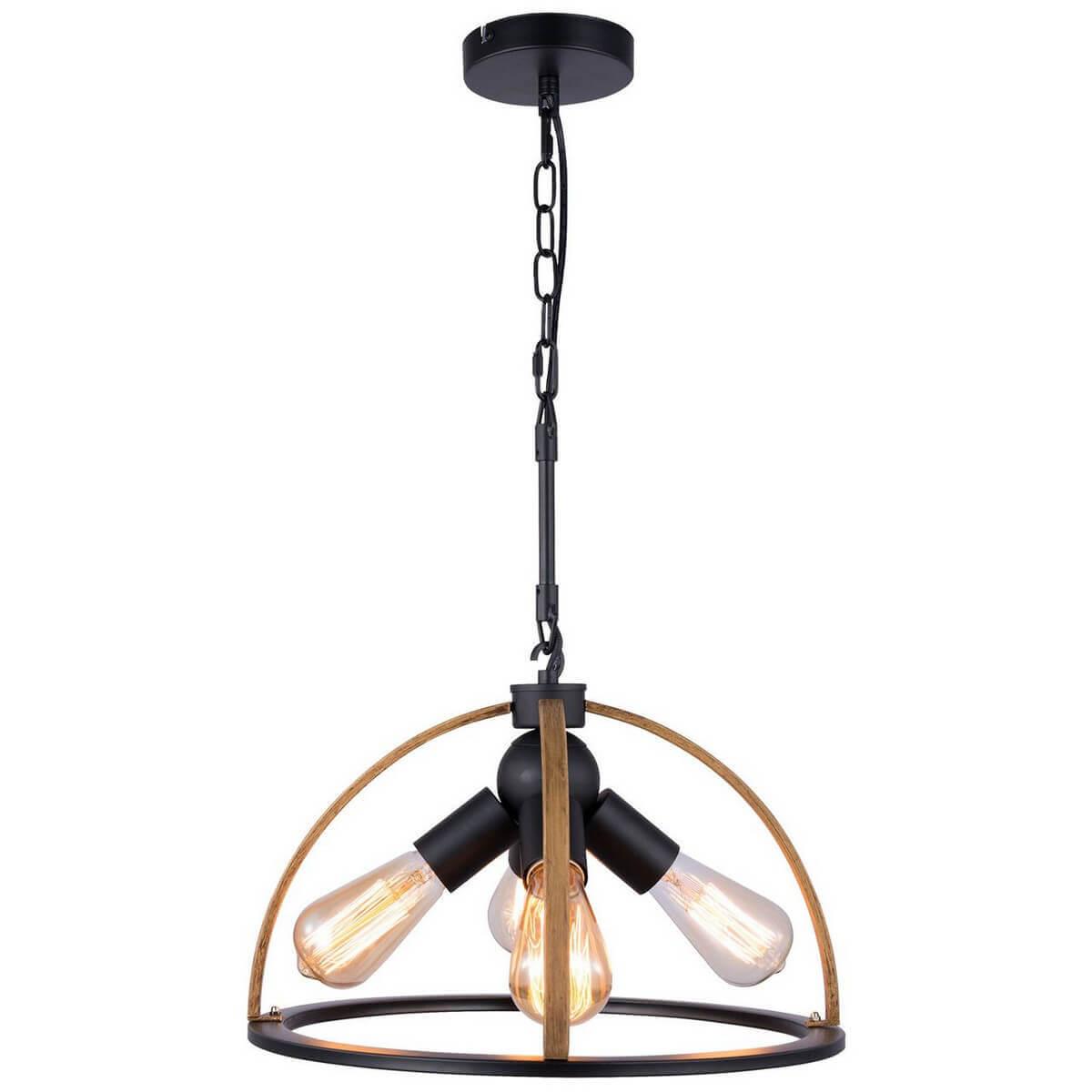 Подвесная люстра Lussole Loft Cornville LSP-8576
