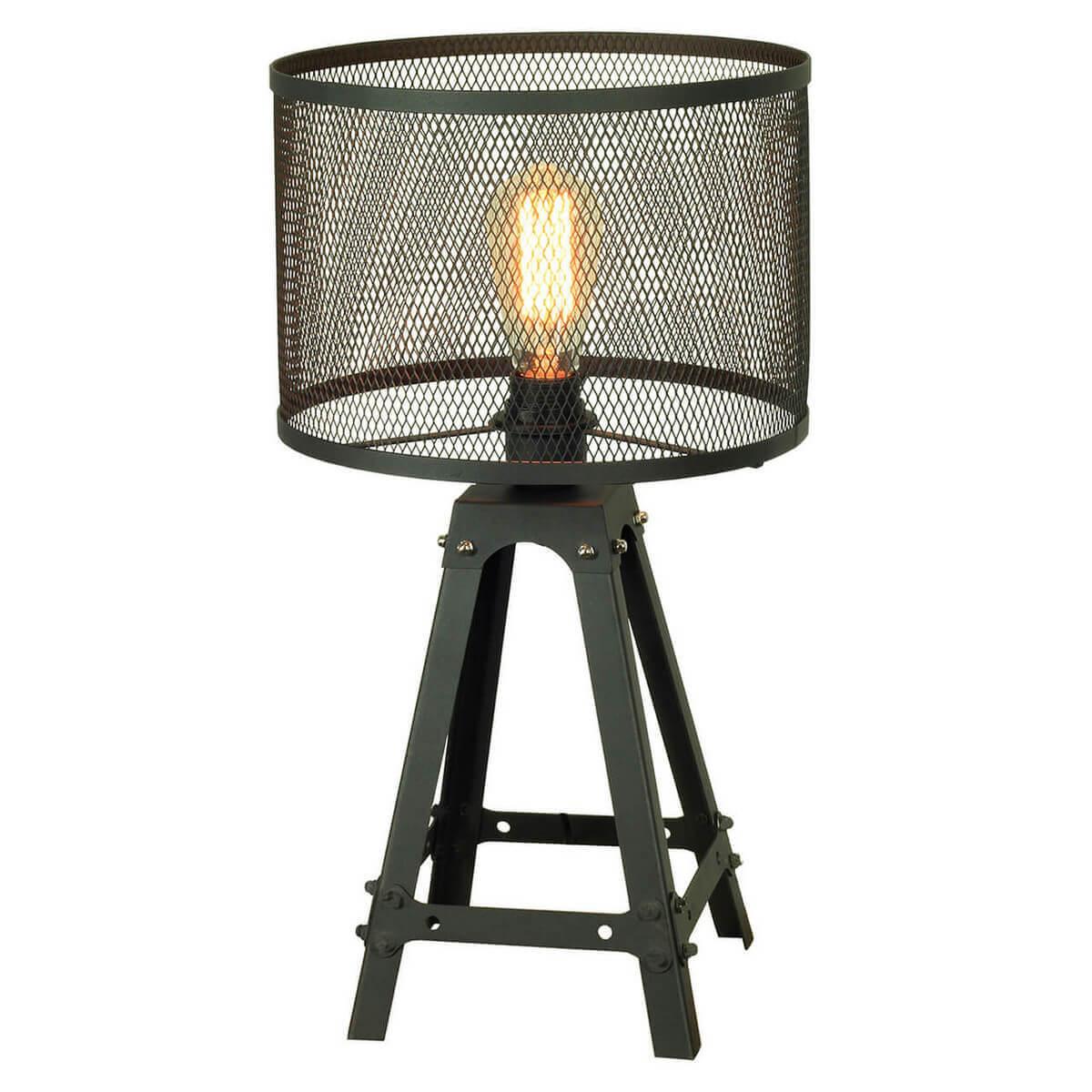 Настольная лампа Lussole LOFT GRLSP-9886 Parker