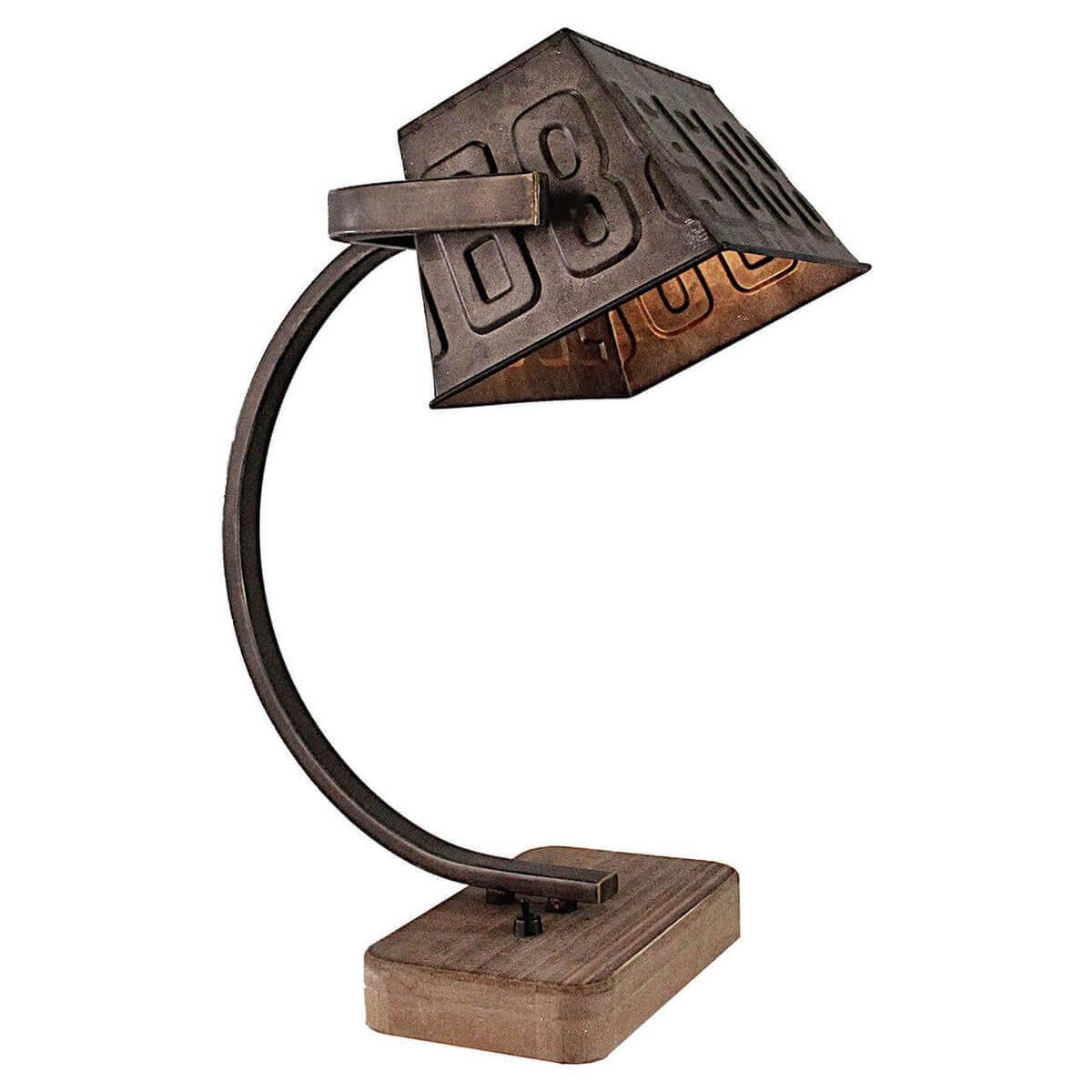 Настольная лампа Lussole Loft GRLSP-0511 радиатор отопления kermi fko тип 11 0511 fk0110511