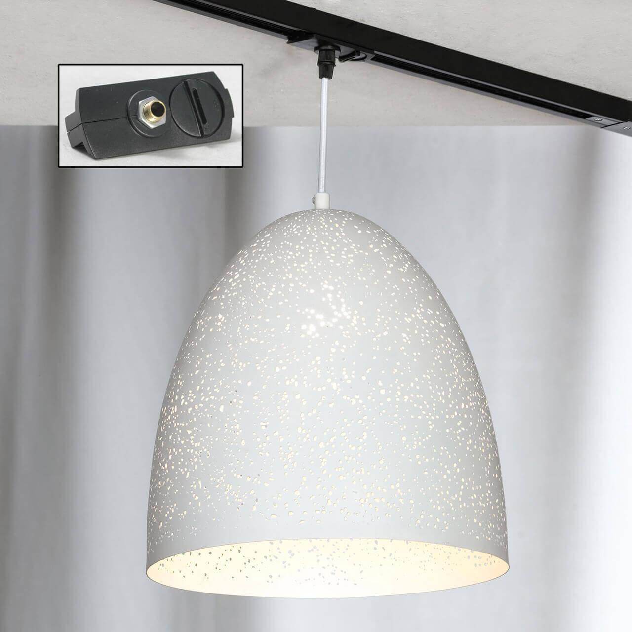 Трековый светильник однофазный Lussole LOFT Track Lights LSP-9891-TAB