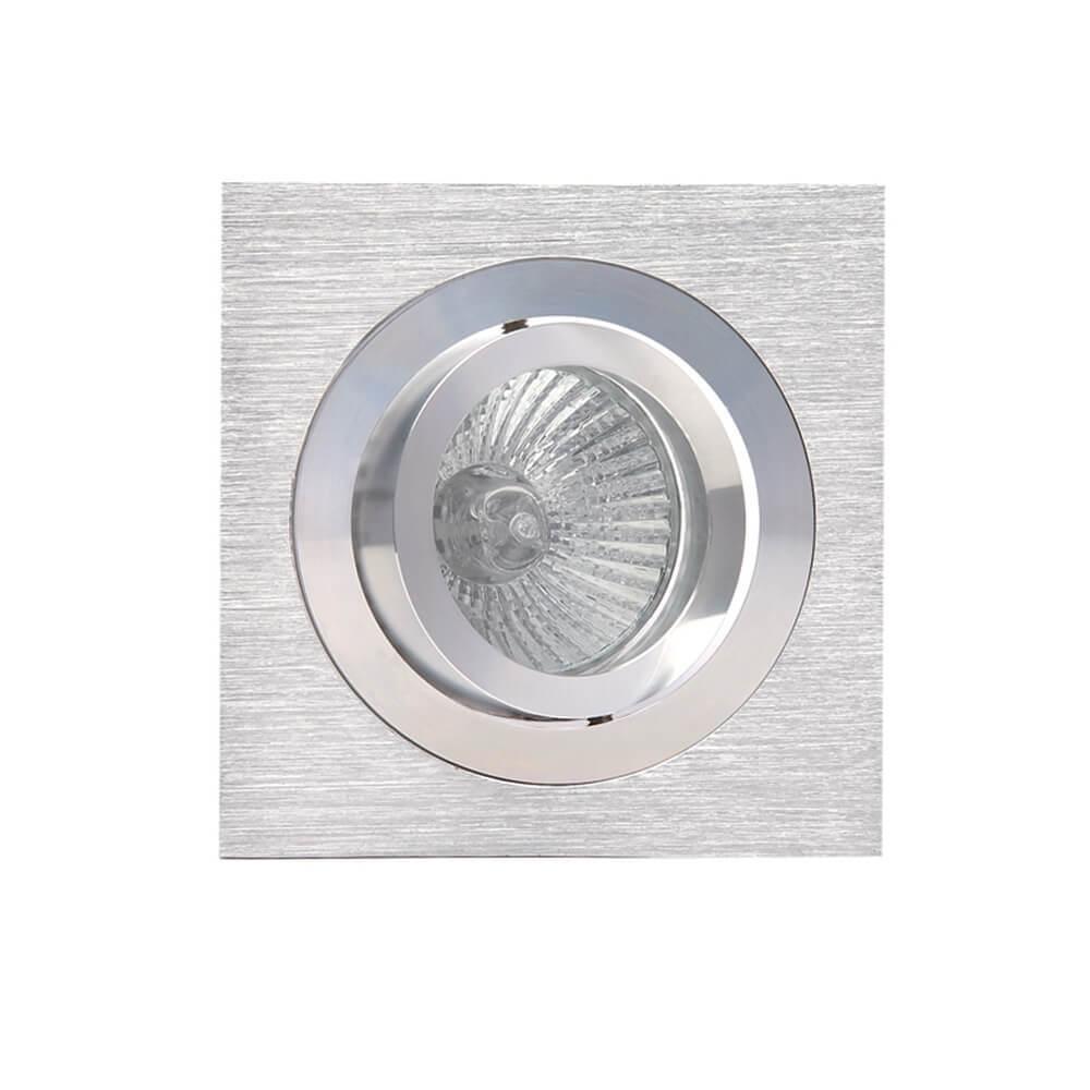 Встраиваемый светильник Mantra Basico GU10 C0002 встраиваемый светильник mantra basico cob c0045
