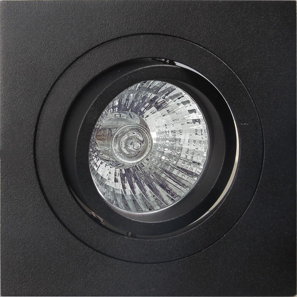 Встраиваемый светильник Mantra Basico GU10 C0008 встраиваемый светильник mantra basico cob c0045