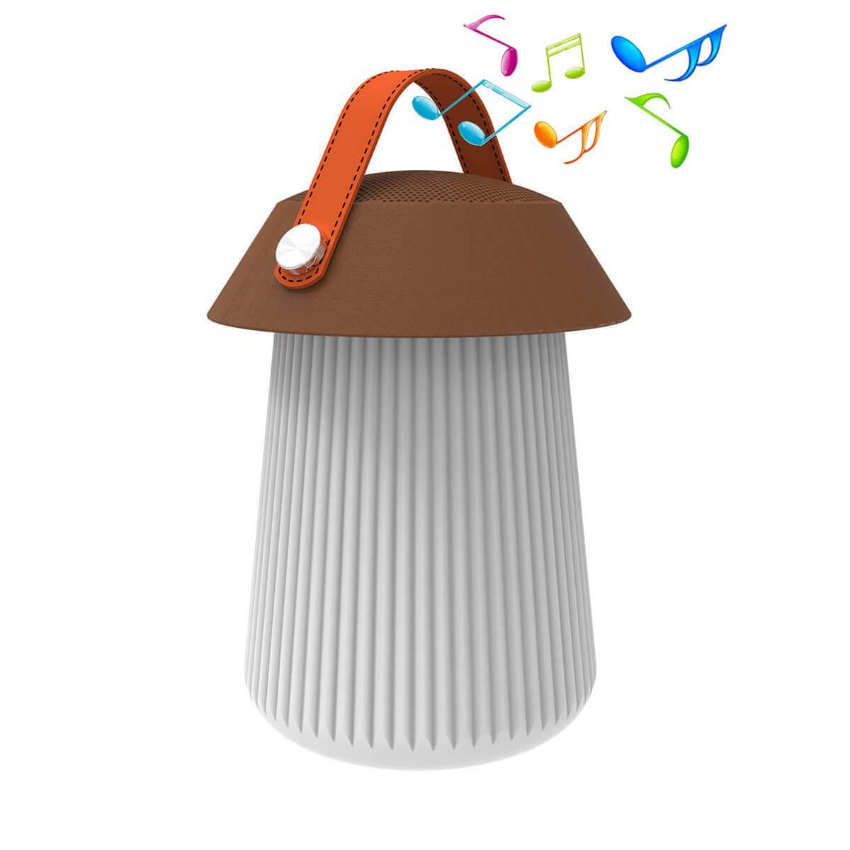 лучшая цена Настольная лампа Mantra Funghi 3697