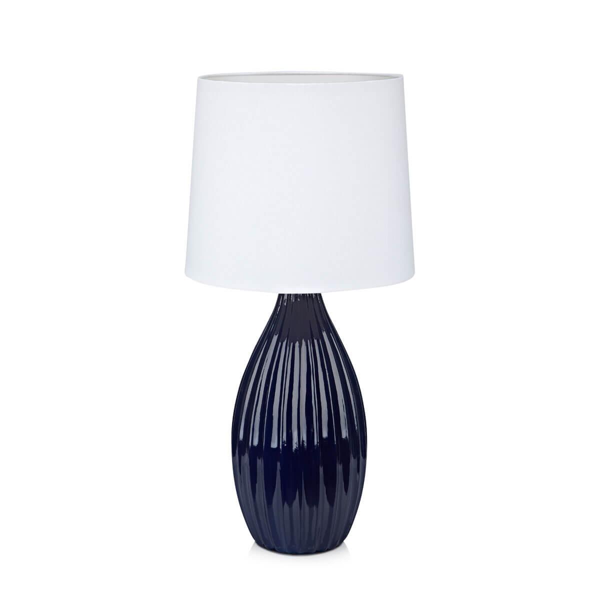 лучшая цена Настольная лампа Markslojd Stephanie 106889