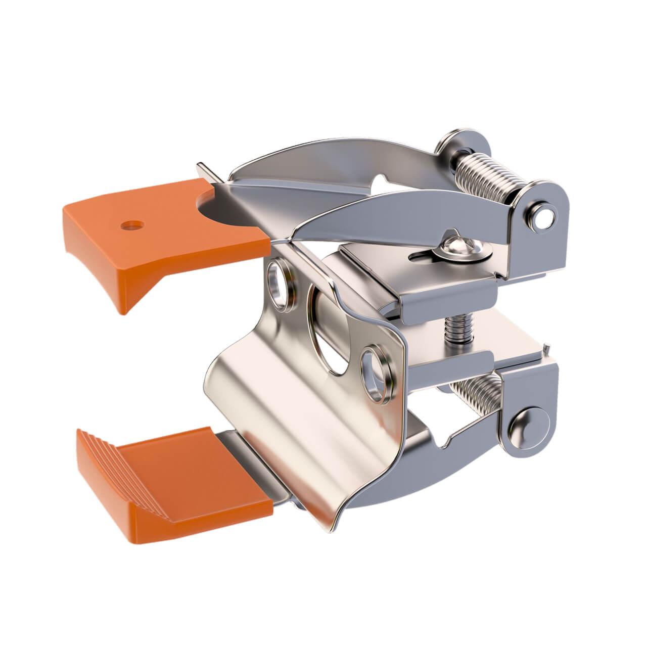 Фото - Держатель шинопровода Maytoni TRA002HR-11B Accessories for trac (для однофазного шинопровода) trac