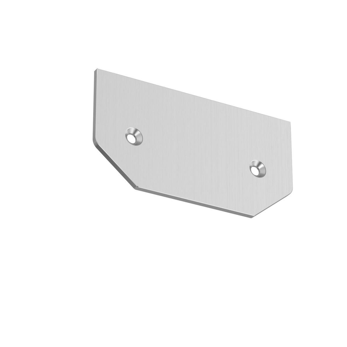 Заглушка Maytoni TRA001MPEC-11S Accessories for tracks