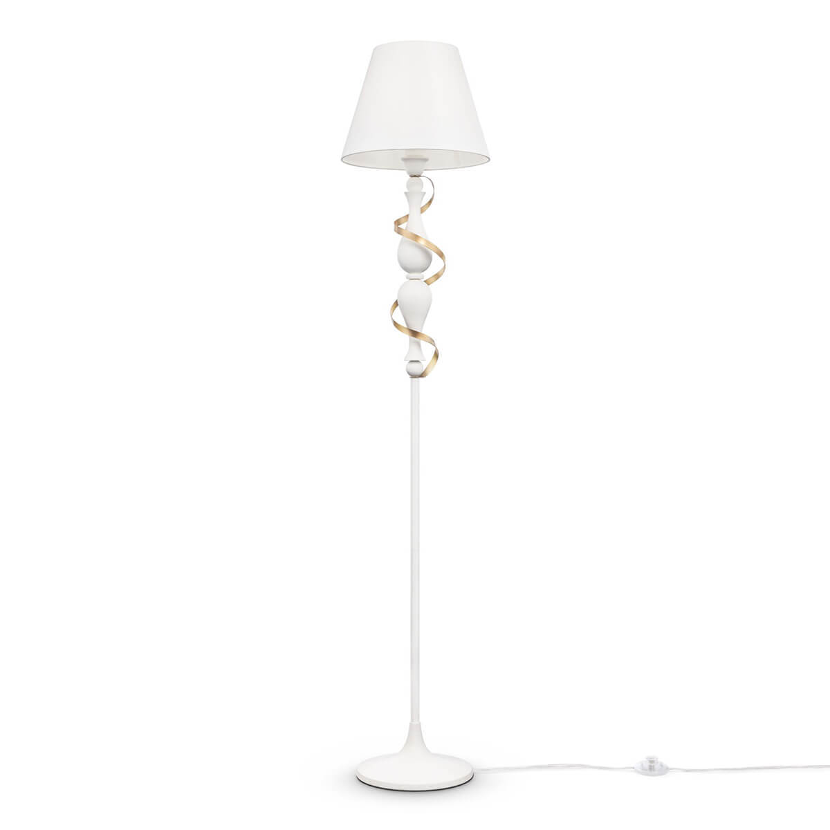 Торшер Maytoni ARM010-01-W Intreccio White
