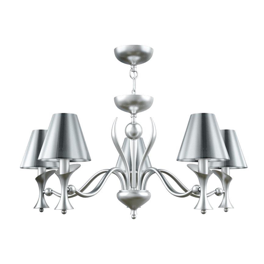 Люстра Lamp4you M3-05-CR-LMP-O-31 Modern подвесная люстра lamp4you m2 07 cr lmp o 4