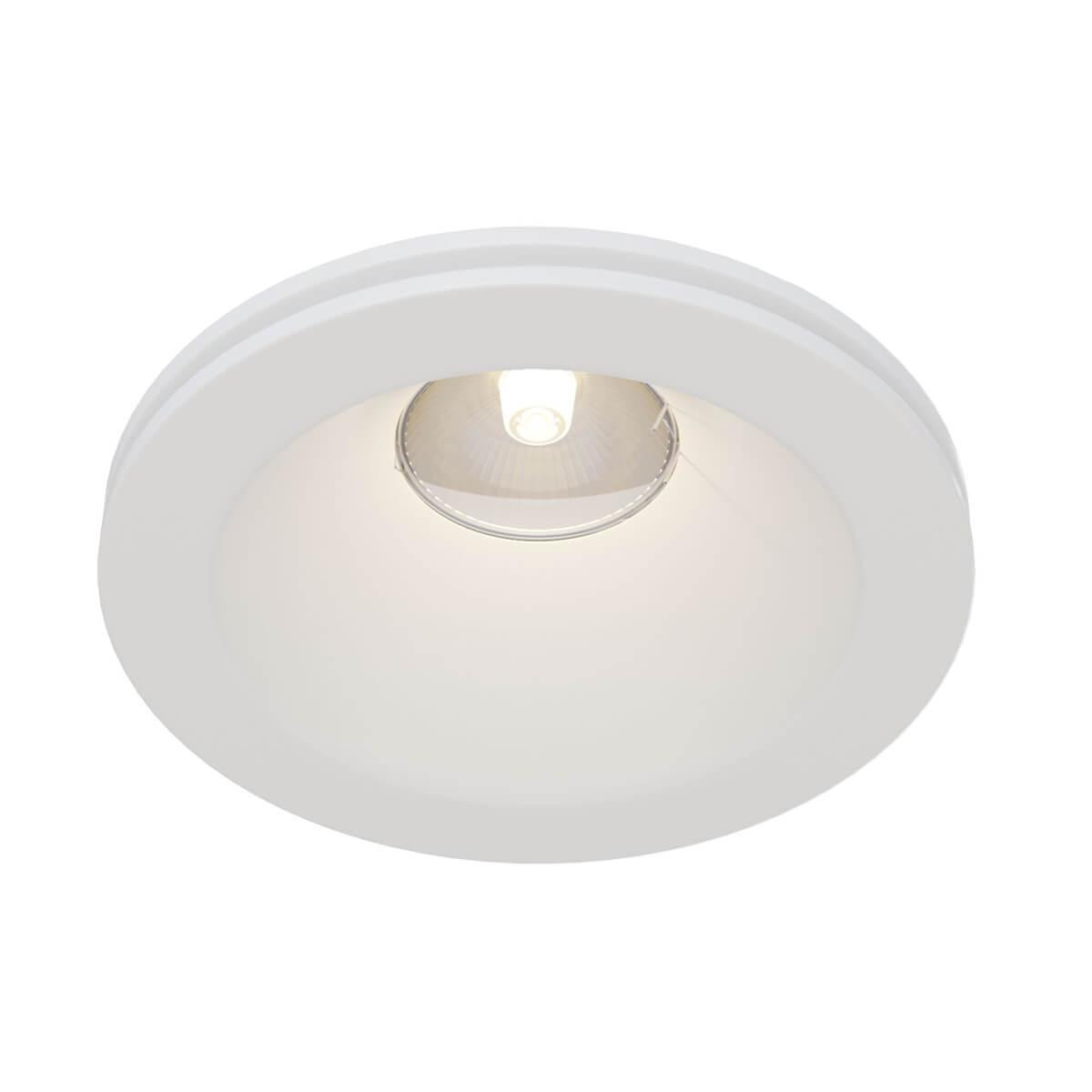 Светильник Maytoni DL002-1-01-W Gyps (Возможна покраска)