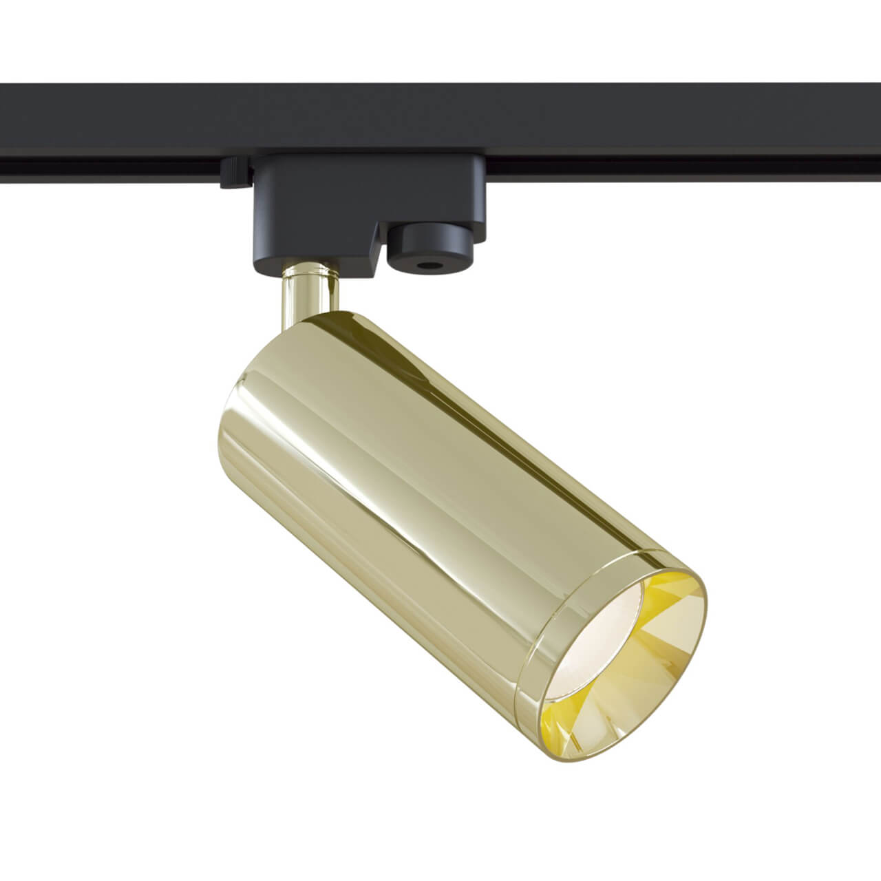 Светильник Maytoni TR004-1-GU10-G Track (для однофазного шинопровода)