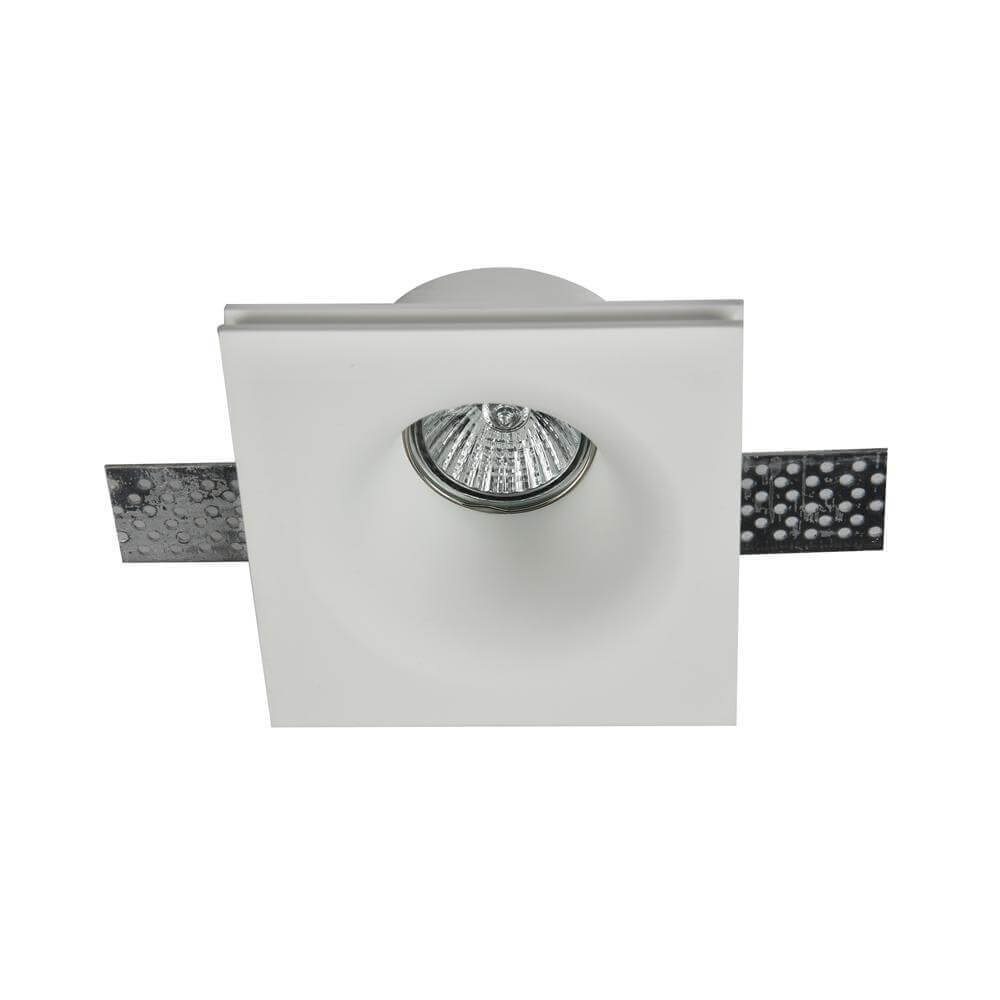 Светильник Maytoni DL001-1-01-W Gyps (Возможна покраска)