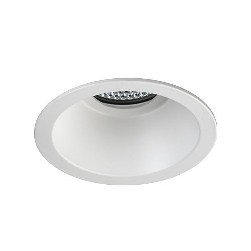 Встраиваемый светодиодный светильник Megalight M04-5002 white цена