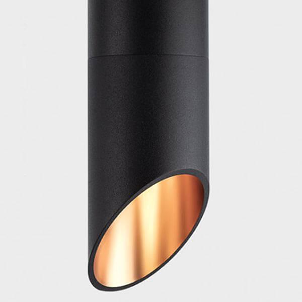 Наконечник Megalight M03-004 black/gold M03-004