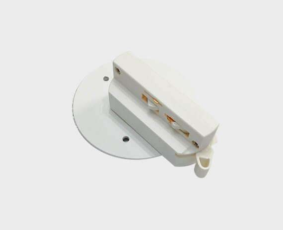 купить Адаптер Megalight M03-008 TR white дешево