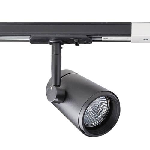 Светильник Megalight 8129 black WSO (для однофазного шинопровода)