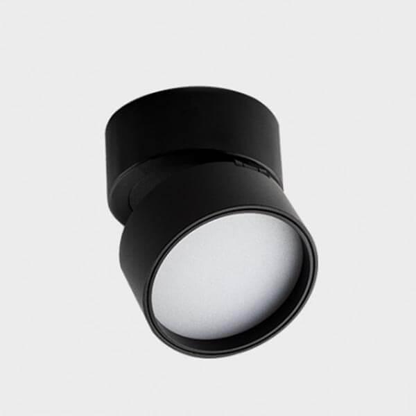 Светодиодный спот Megalight M03-007 black спот megalight xfst1d black