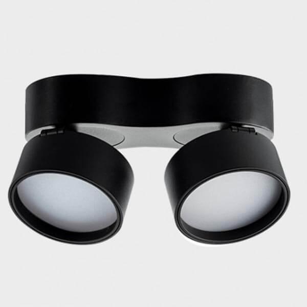 Светодиодный спот Megalight M03-178 black спот megalight xfst1d black