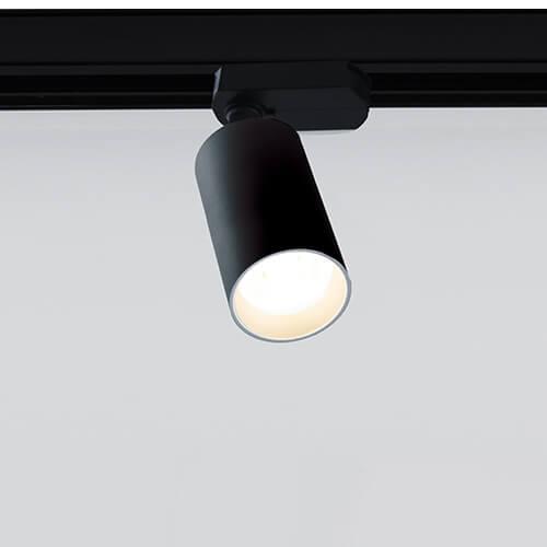 Светильник Megalight M04-308 black 3000K Aristo (для трехфазного шинопровода)