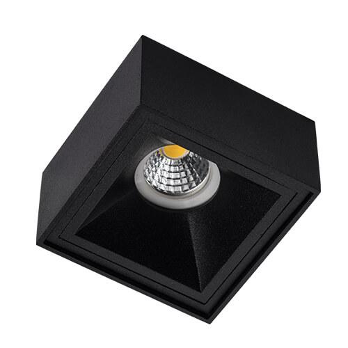 Встраиваемый светильник Megalight M01-1018 black цена