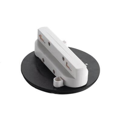 цена Адаптер Megalight M03-0101 TR white онлайн в 2017 году