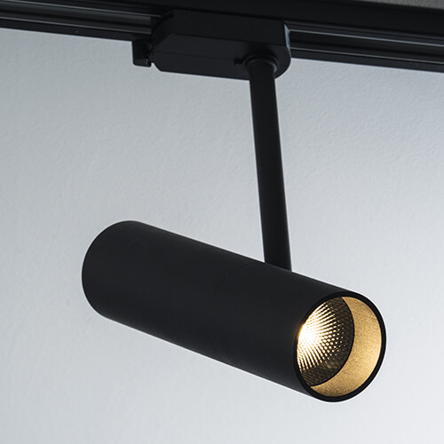 Светильник Megalight M03-092 black Largo (для однофазного шинопровода)