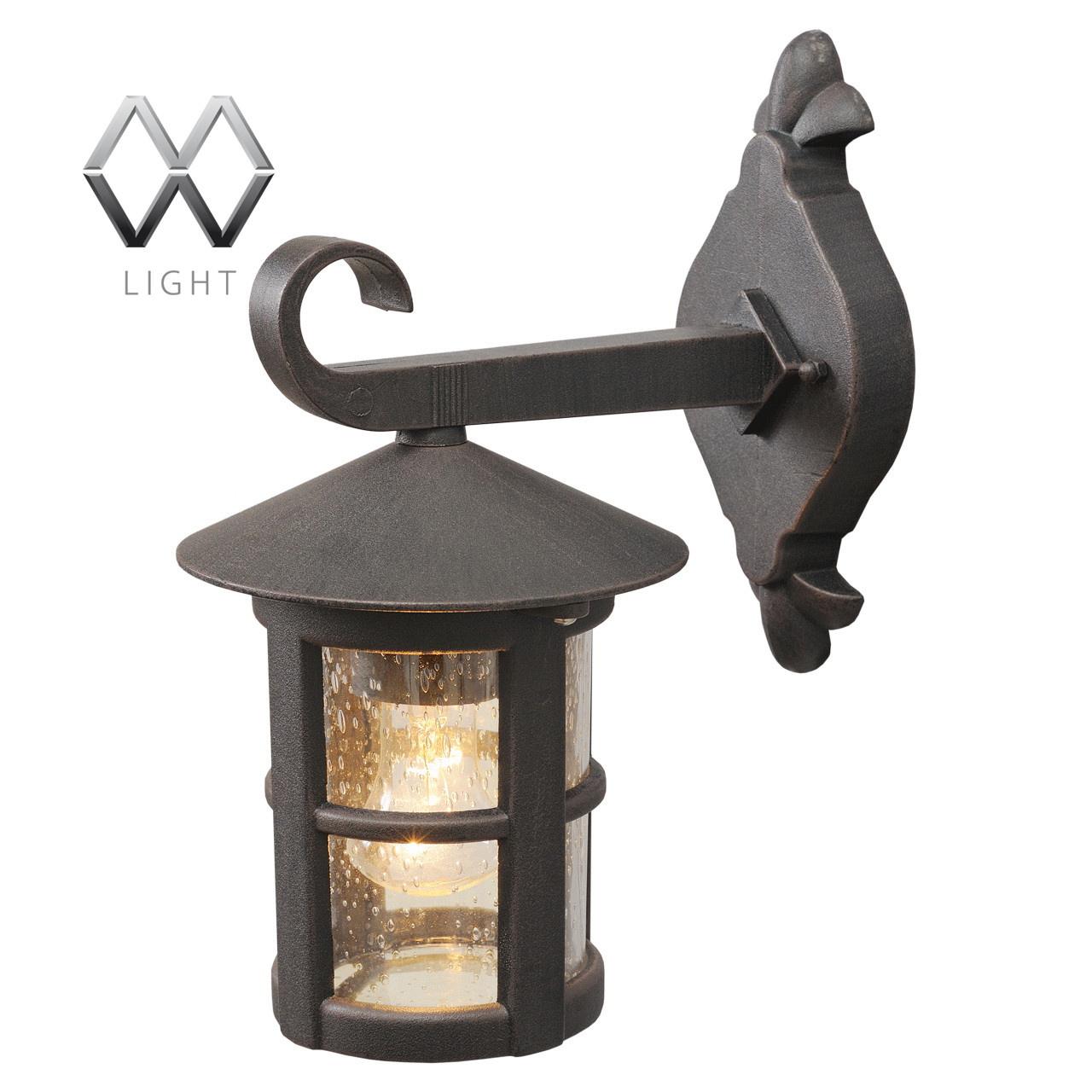 цена на Уличный настенный светильник MW-Light Телаур 806020101