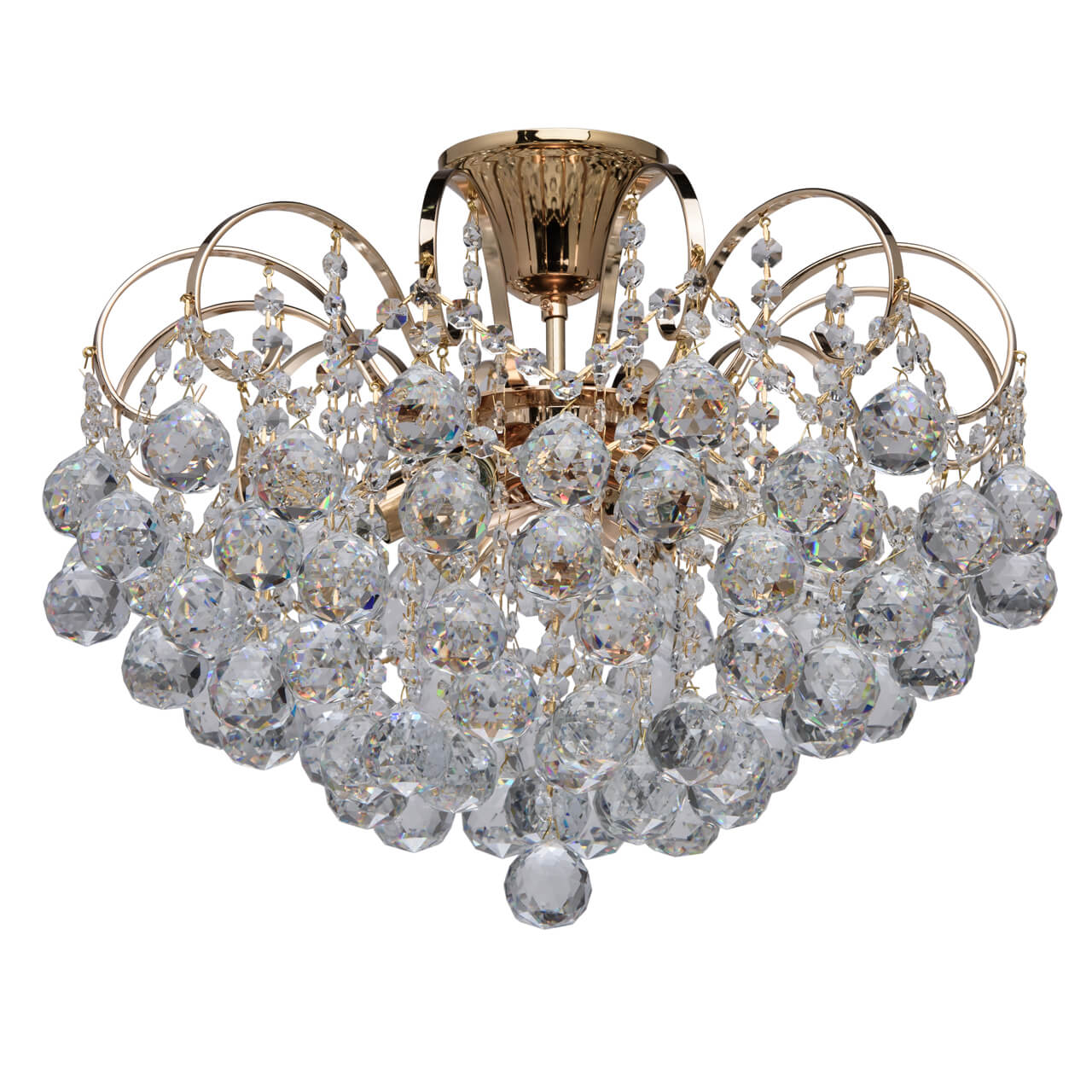 цены Потолочная люстра MW-Light Жемчуг 9 232016406