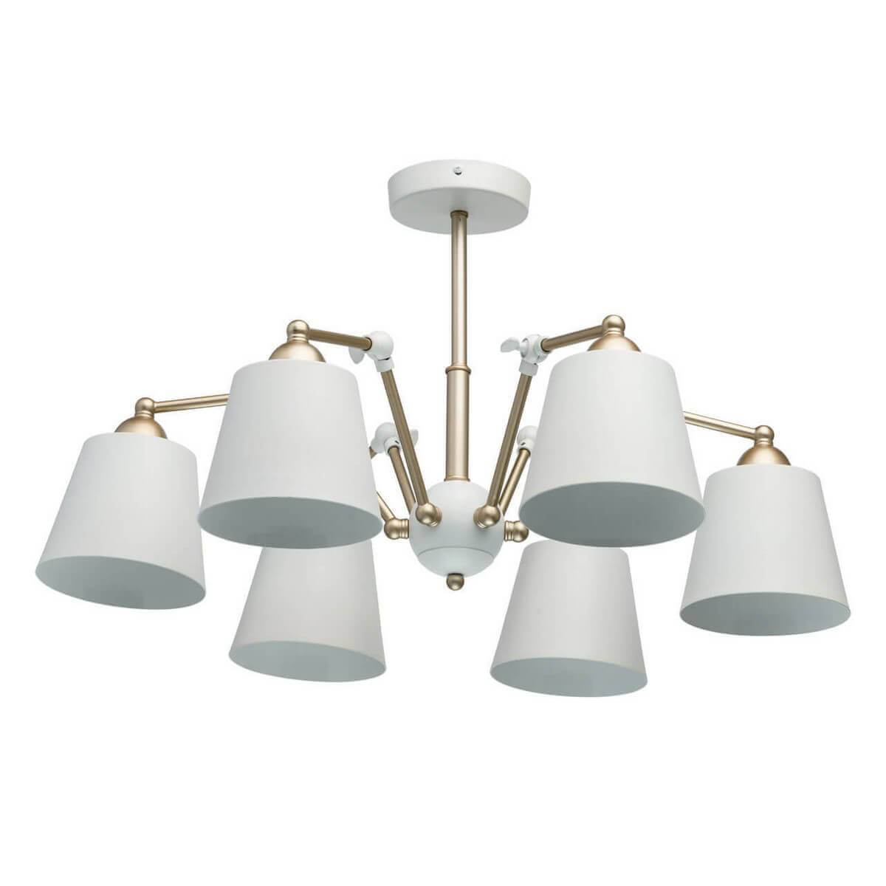 цена на Люстра MW-Light 691011906 Таун 6