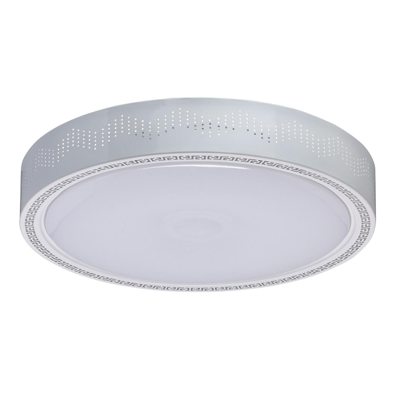 купить Потолочный светодиодный светильник MW-Light Ривз 674012001 дешево
