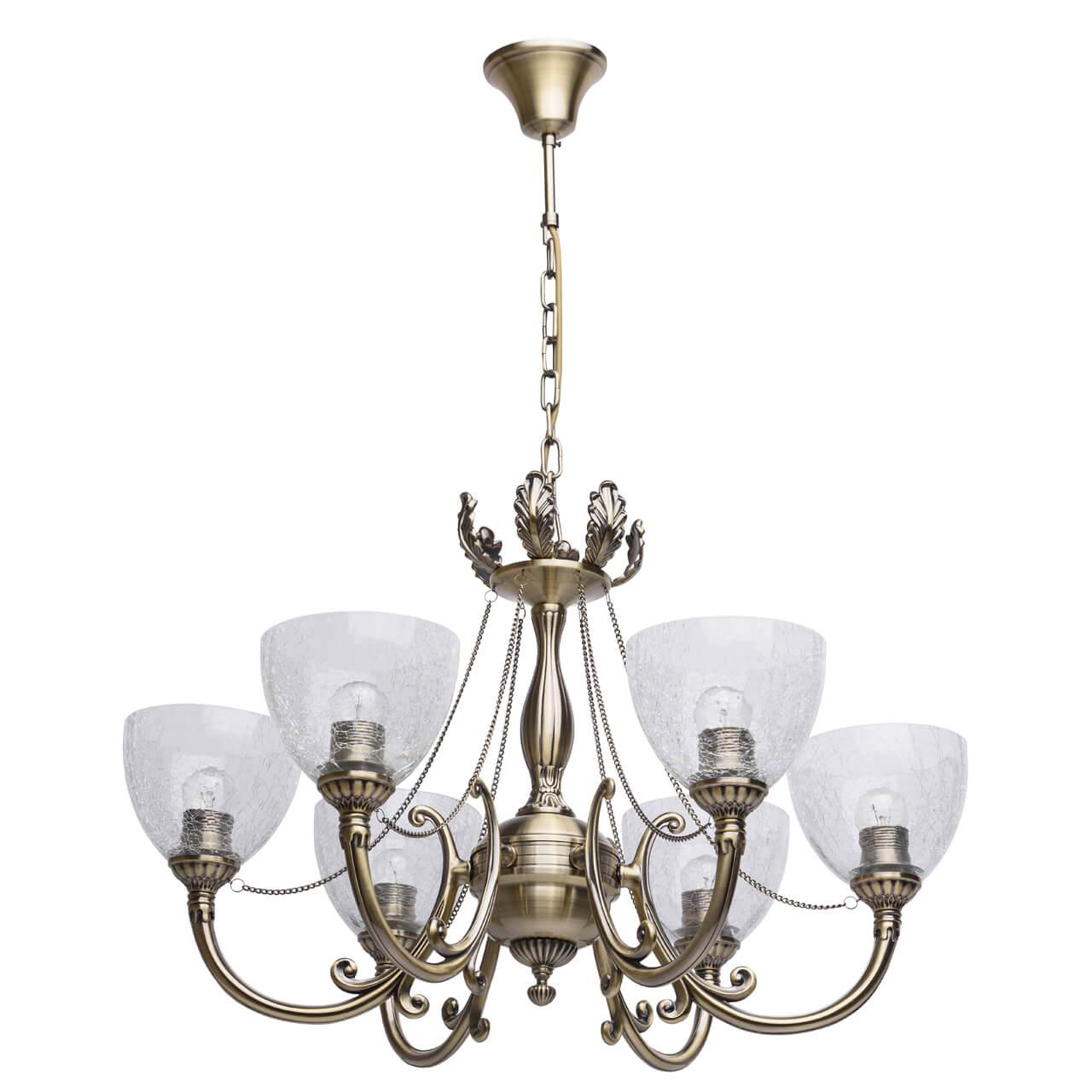 Люстра MW-Light 481011506 Аманда