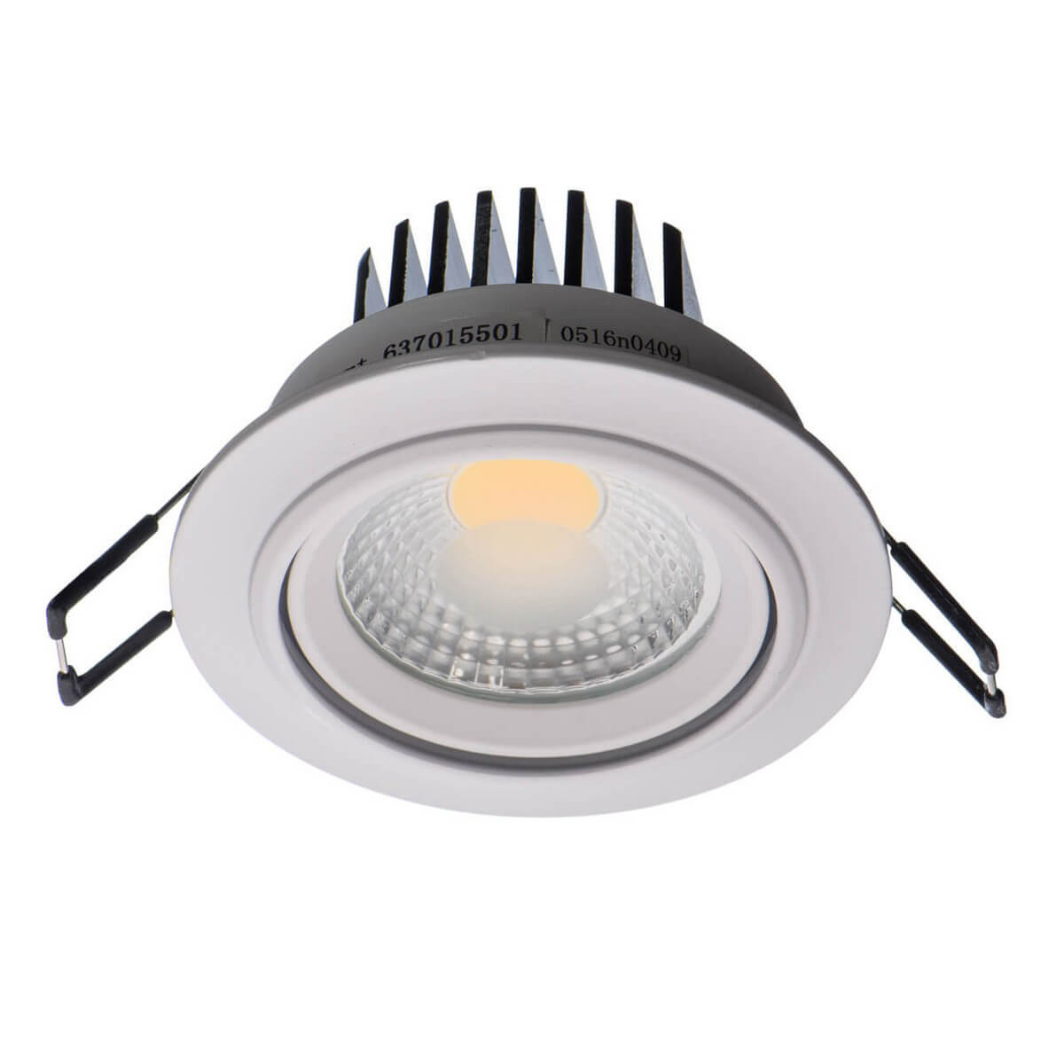 цена на Встраиваемый светодиодный светильник MW-Light Круз 637015501