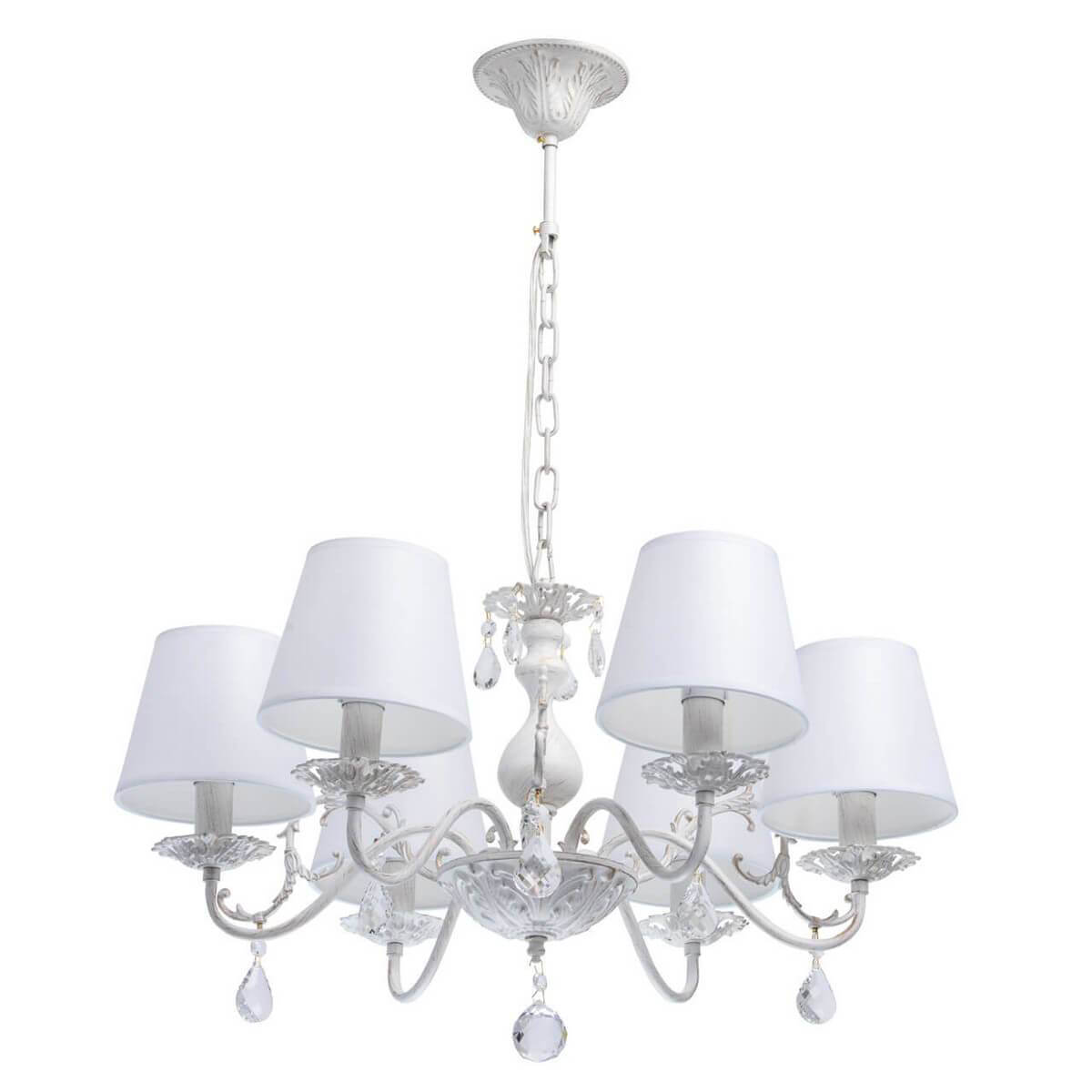 все цены на Подвесная люстра MW-Light Виталина 448012106 онлайн